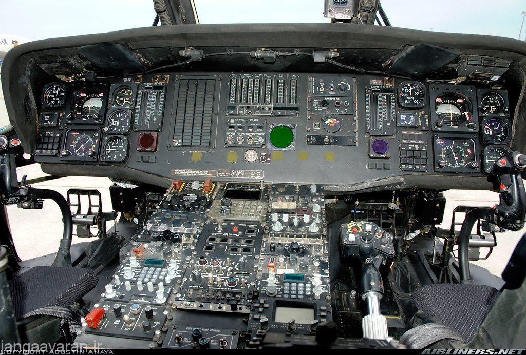 بالگرد ترابری UH-60 بلک هاوک