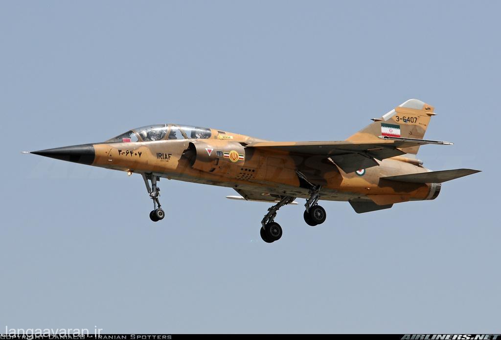 اگرچه 24 فروند میراز وارد ایران شد ولی در براورد ها بین 8 تا 12 فروند وارد خدمت شد است
