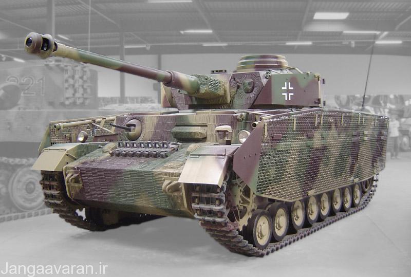 تانک پانزر 4
