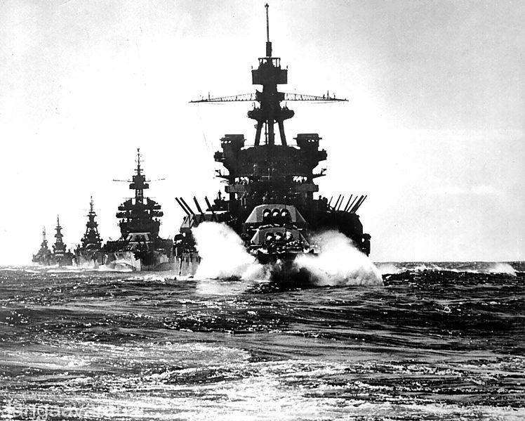 نبرد ناو کلاس پنسیلوانیا یکی از نبرد ناوهای مدرن امریکایی شرکت کننده در جنگ دوم جهانی