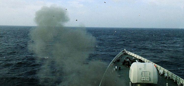 سیستم های پرتاب عمودی نیروی دریایی چین