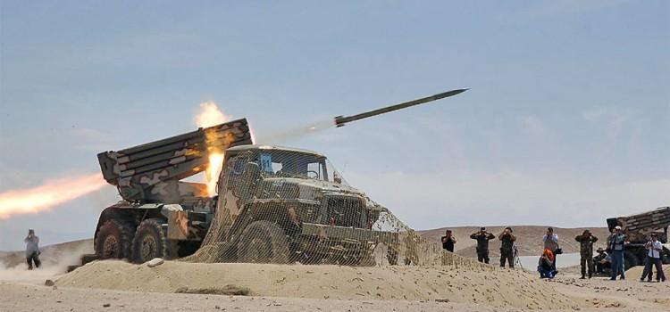 راکت ۱۲۲ میلیمتری BM-21(گراد )