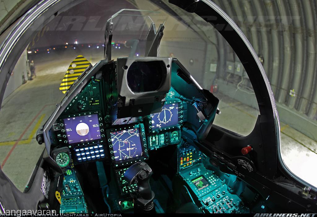 کابین میراژ2000 سری5