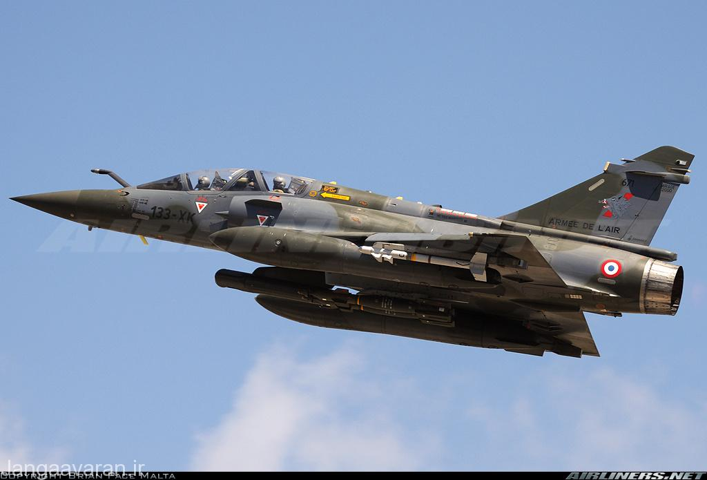 جنگنده چند منظوره میراژ2000
