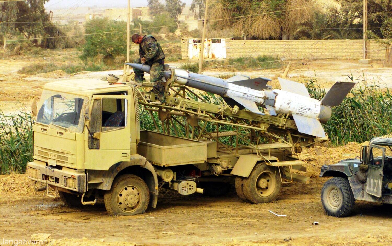 سام-3 عراقی