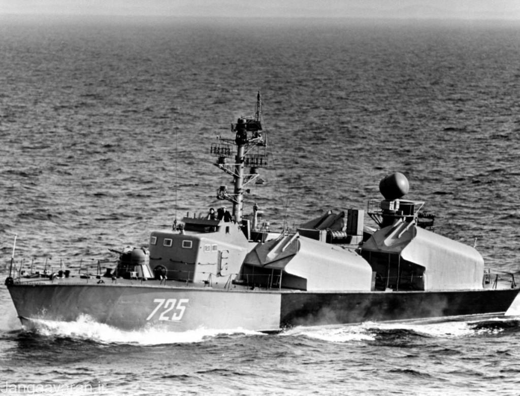 قایق موشک انداز اوسا