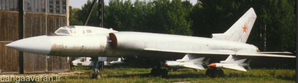 توپلوف 128 مسلح به ار 4