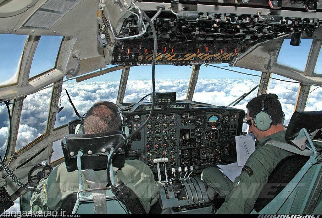 کابین سی 130 اچ