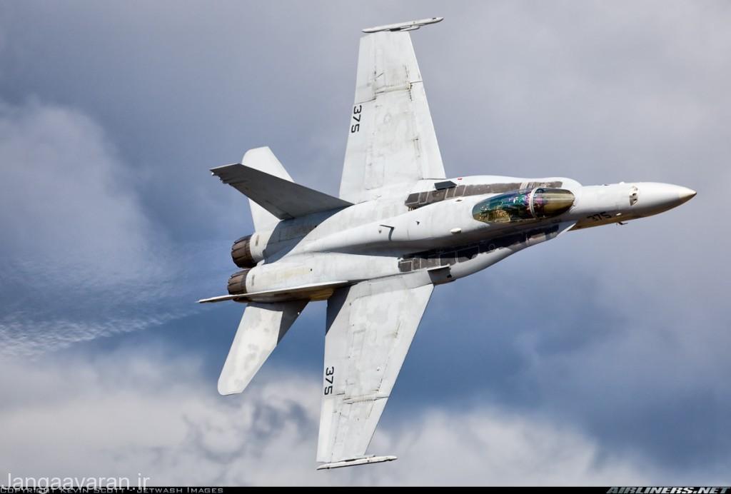 F/A-18E AND F سوپر هورنت