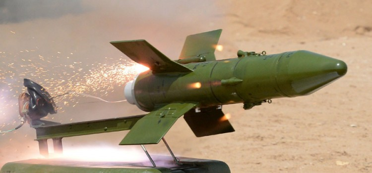 موشک های ضد تانک روسی