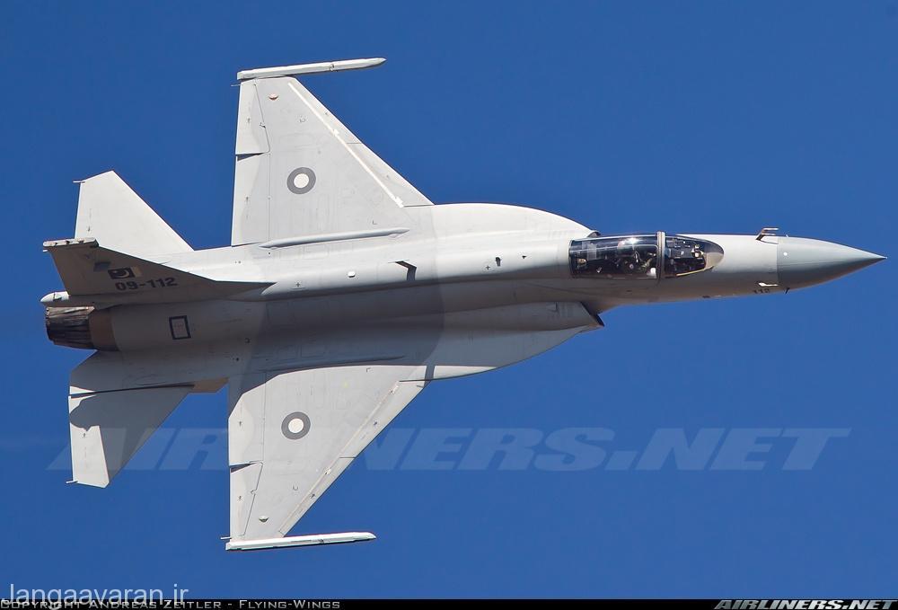 جنگنده چند منظوره JF-17 تاندر
