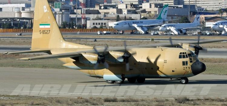 هواپیمای ترابری سی130 هرکولس