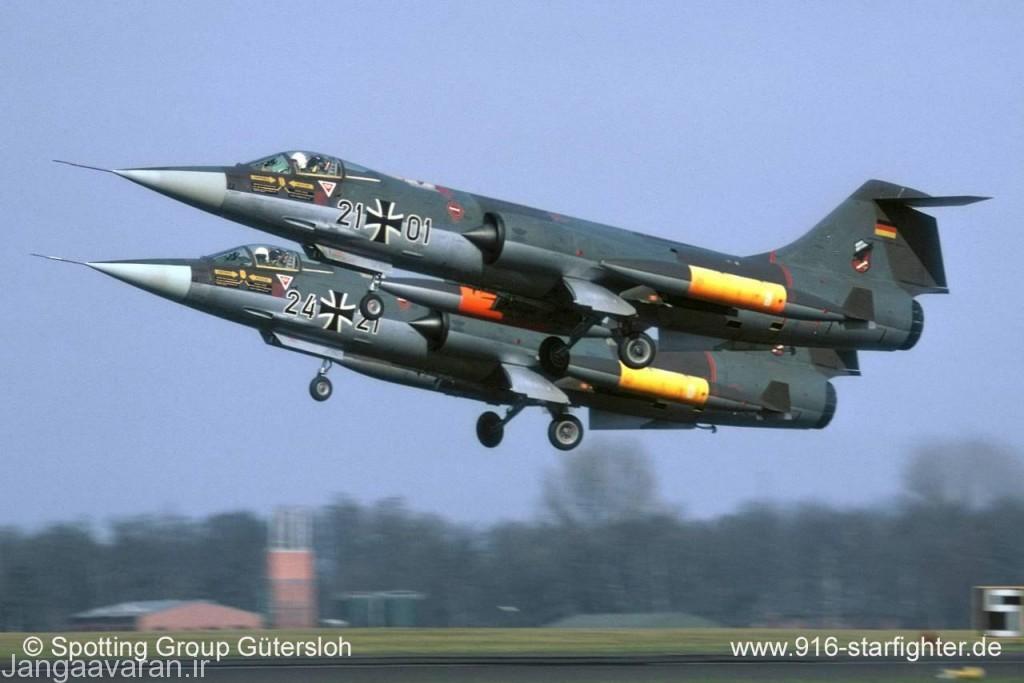 اف104 استار فایتر را باید یکی از پرتعداد ترین جنگندهای تاریخ ناتو دانست که هرگز به اندازه میزان به خدمت گیریش ارزش نظامی نداشتند وبه سرعت عرصه را به میگ21 شوروی باخت