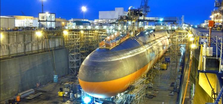 زیر دریایی کلاس اوهایو