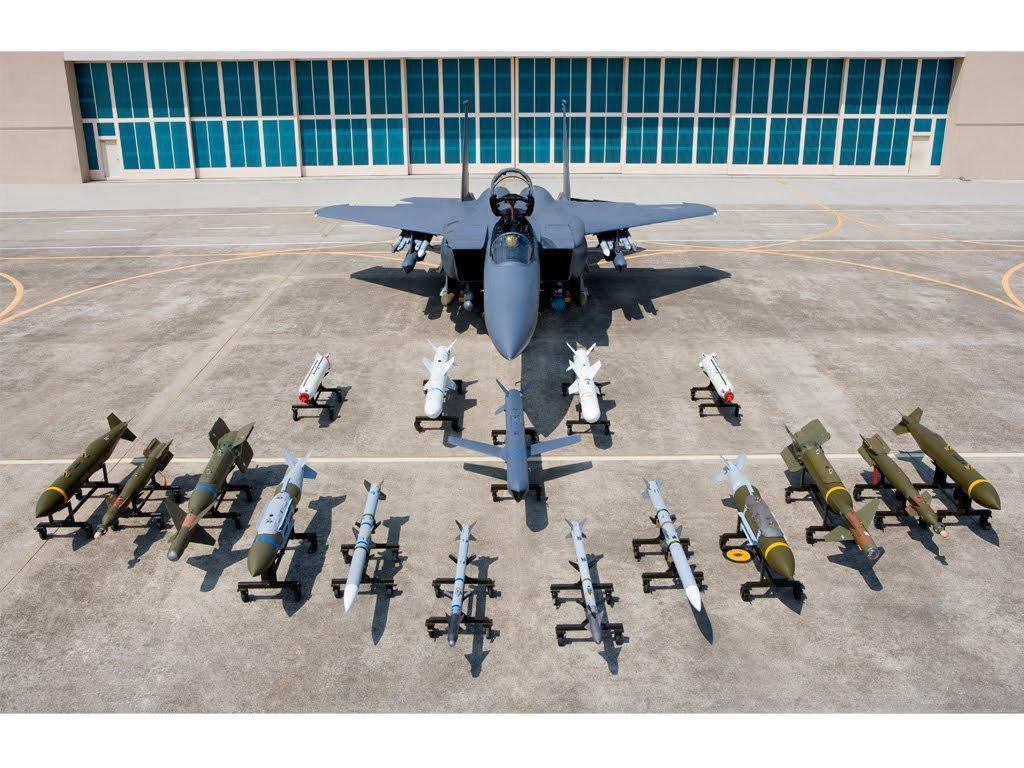 اف15 کا نیروی هوایی کره جنوبی