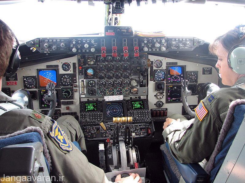 کابین کی سی 135 ار