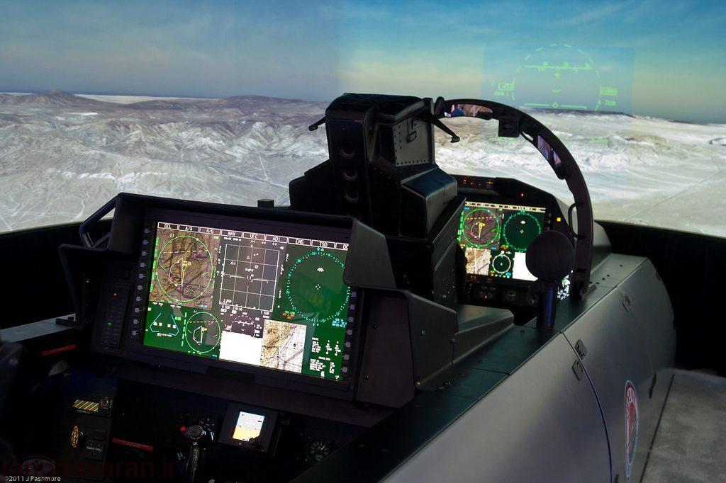 جنگنده تهاجمی F-15E استریک ایگل