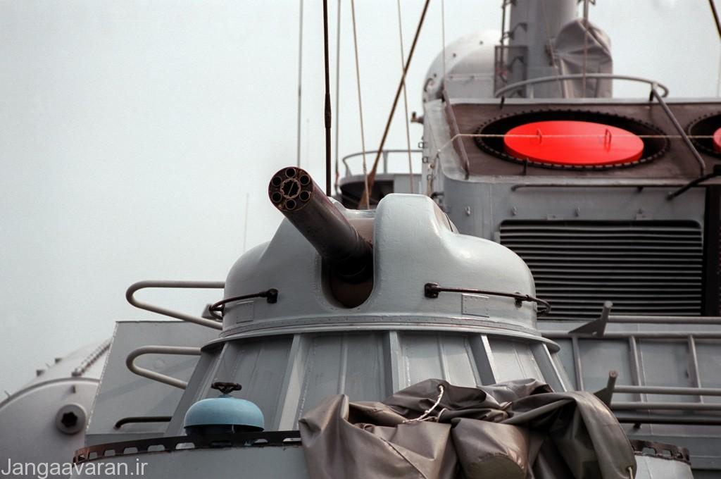 سامانه های پدافند دریایی ای کی 630 و کاشتان