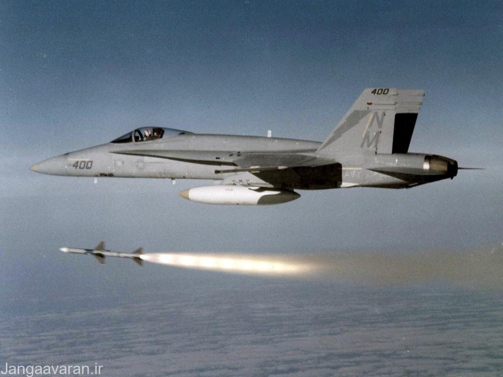 موشک هوا به هوای اسپارو و اسکای فلش