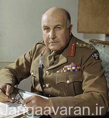 ژنرال هنری میتلند ویلسون ؛ فرماندهی نیروهای بریتانیا در عراق و ایران در زمان عملیات پونگو