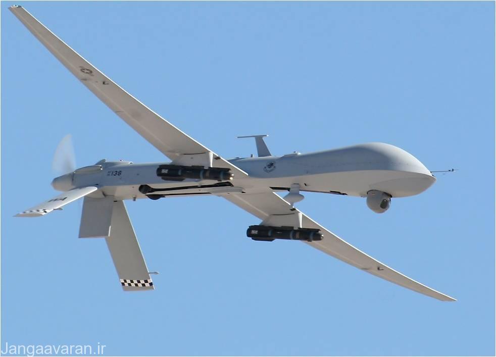 هواپیمای بدون سرنشین RQ-1 و MQ-1 پرداتور