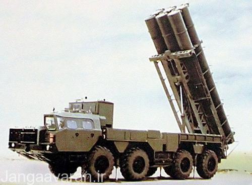 لانچر شش تایی نسخه زمین پرتاب ار اچ 55