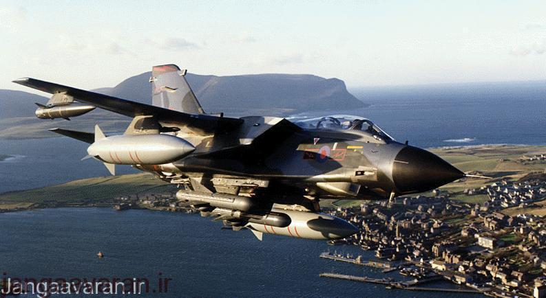 تورنادو جی ار1 بی نسخه ضد کشتی تورنادو مسلح به موشک سی ایگل