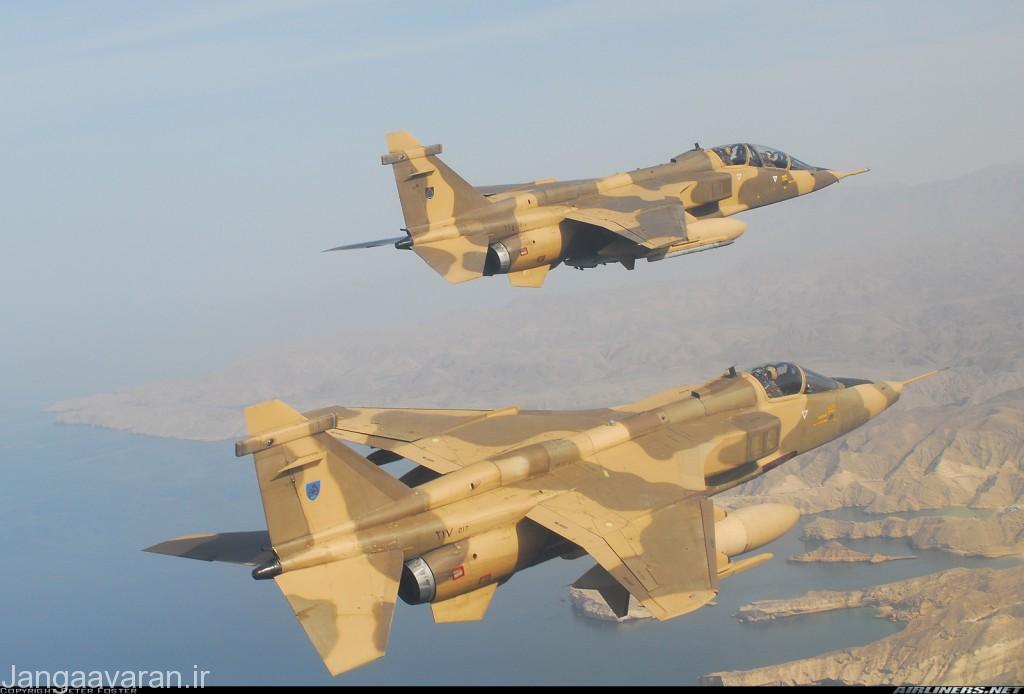 جگوار های ارتش عمان .