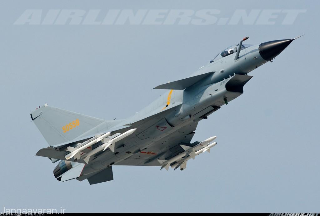 جی 10 مسلح به موشک رادار نیم فعال پی ال 11... پی ال 11 دارای شباهت بسیار به اسپارو است