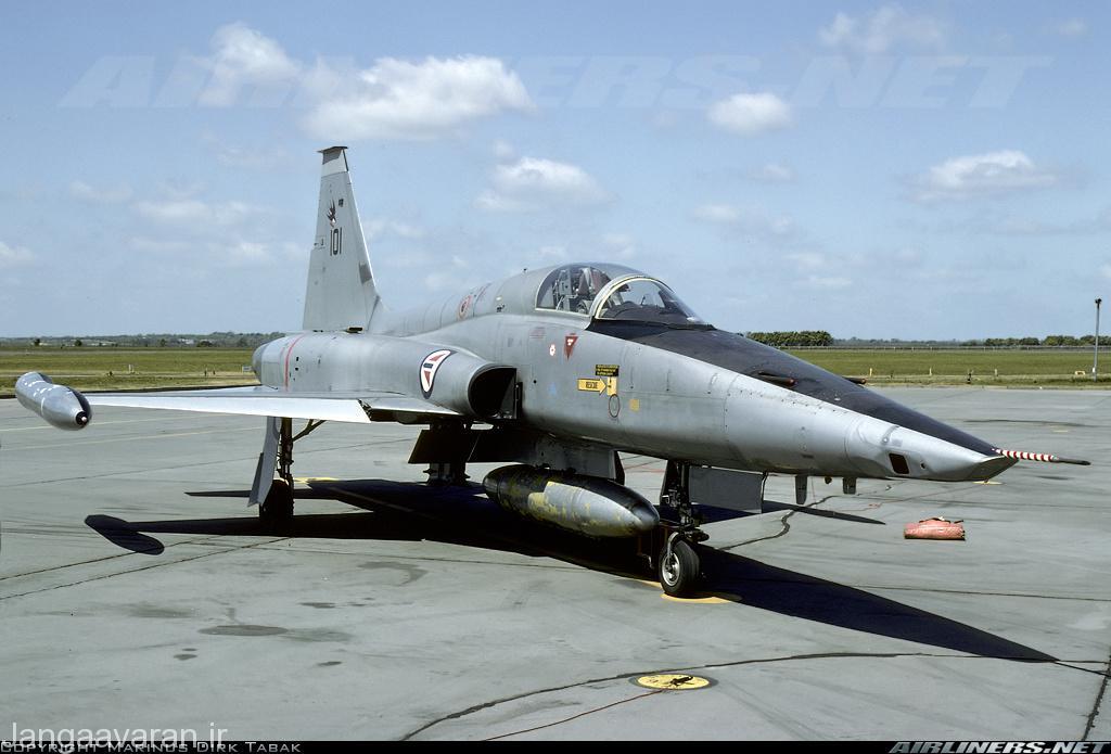 ار اف 5 ای نسخه شناسایی