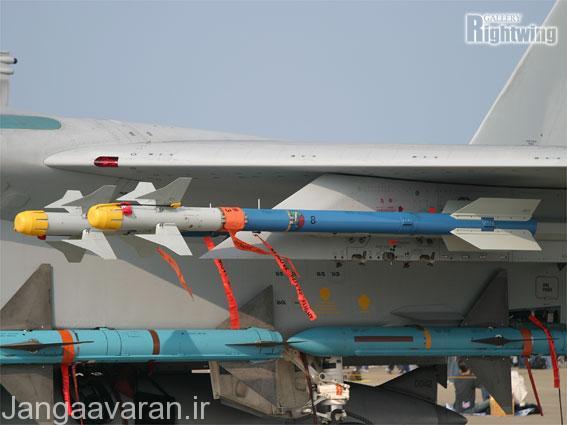 موشک هوا به هوای AAM-3