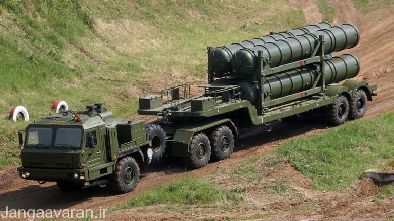 خودروی موشک های ذخیره