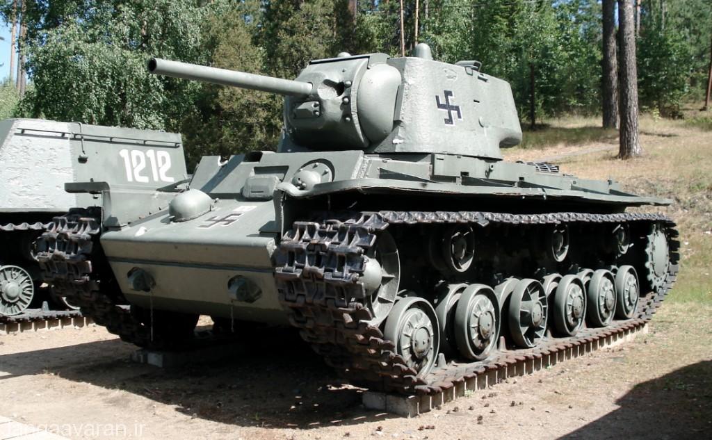 کی وی 1 مدل سال 1942