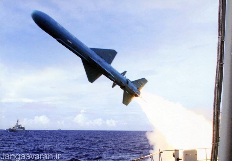 موشک ضد کشتی سی 801، سی 802 و سی 803