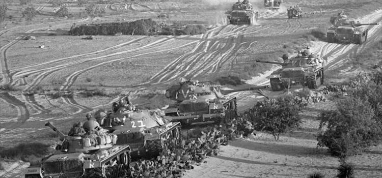جنگ سال 1967 اعراب و اسرائیل(جنگ شش روزه)