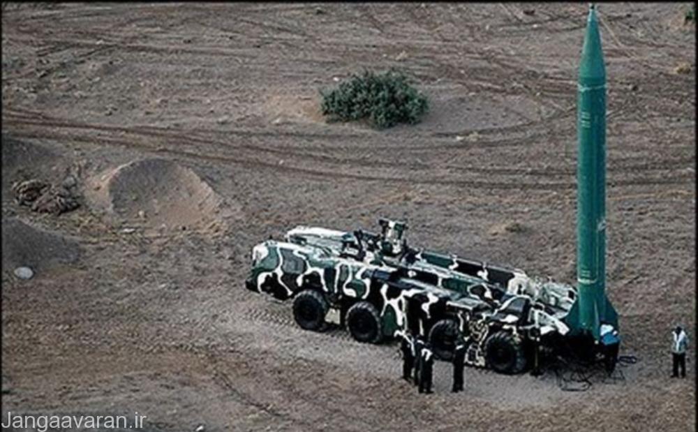 شهاب 2 نسخه ایرانی موشک هواسونگ6