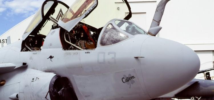 تاریخچه هواپیماهای جنگ الکترونیک (2)