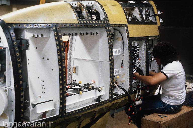 راه اندازی سیستم های اویونیکی اف-111