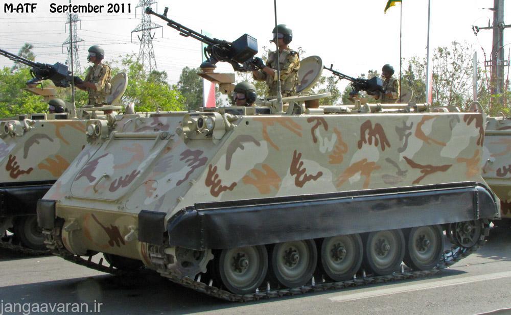 ام113 ایرانی