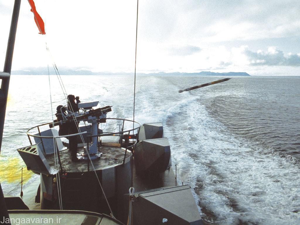 نسخه دریا پرتاب