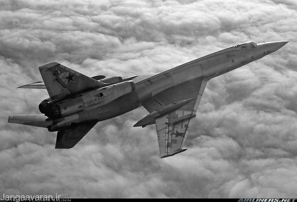 توپلوف22 بلایندر هرگز در نقش بمب افکن در ارتش شوروی به کار نرفت زیرا برد محدودی داشت