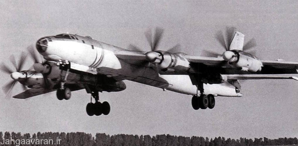 توپلوف 95 ام