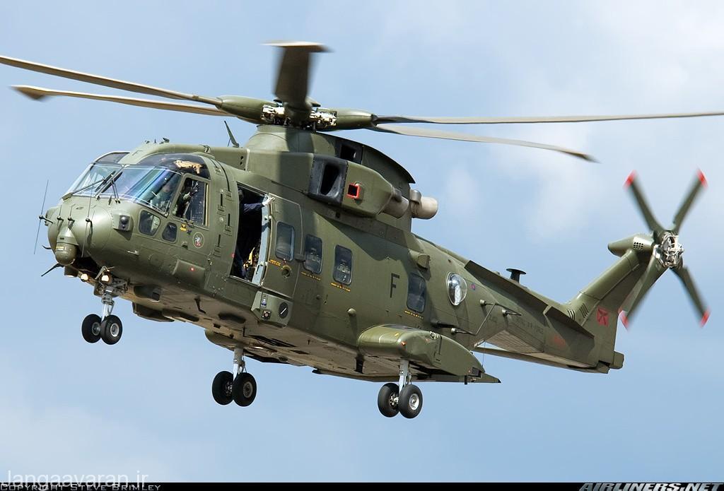اچ سی 2 نسخه ترابری برای نیروی هوایی انگلستان