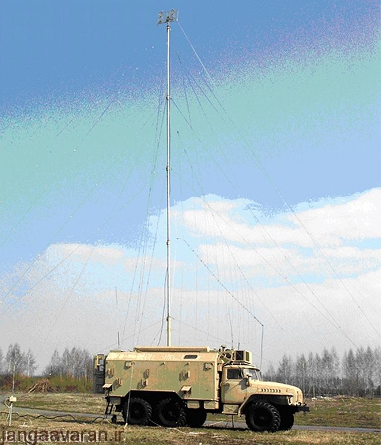 یک سامانه R-330 پس از استقرار در شرایط عملیاتی