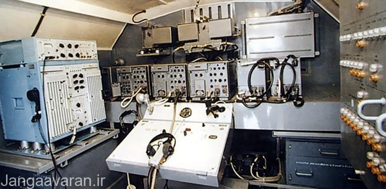 تصویری از تجهیزات درون این سامانه ها