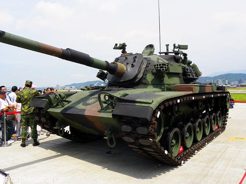 سی ام 11 ارتش تایوان