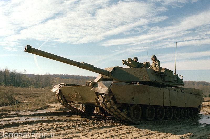 ایکس ام1...پیش نمونه ام1 مسلح به توپ 105 م م