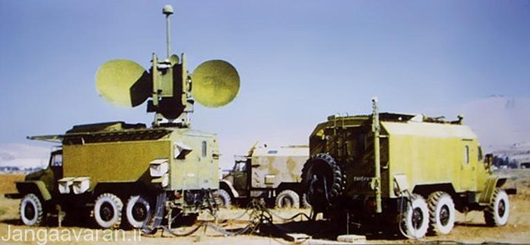 یک اخلالگر SPN-30 که قادر بود در باند X اخلال ایجاد کند