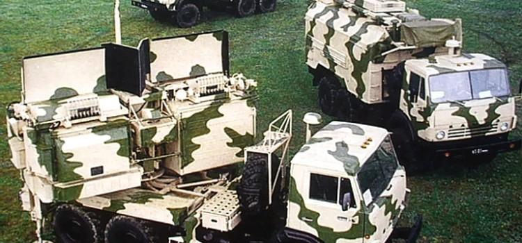 اخلالگرهای جنگ الکترونیک روسیه (۱)