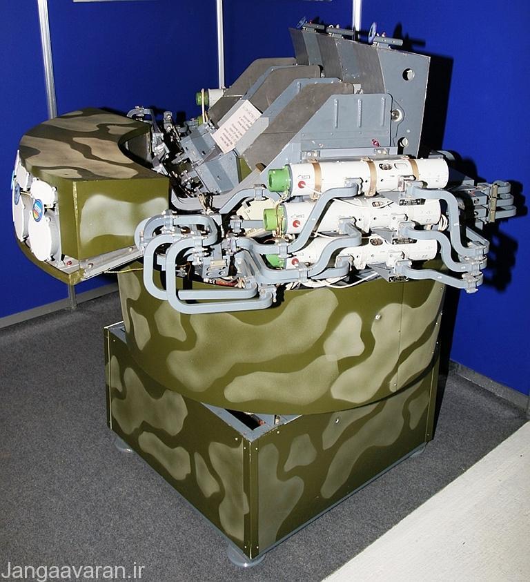 تجهیزات ساتع کننده یک اخلالگر SPN-40
